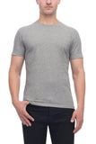Patrick Assaraf Peruvian Pima Cotton Short Sleeve Crew Neck T-Shirt