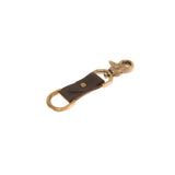 Pine Top Brand Shortleaf Halter Snap Leather Key Lanyard