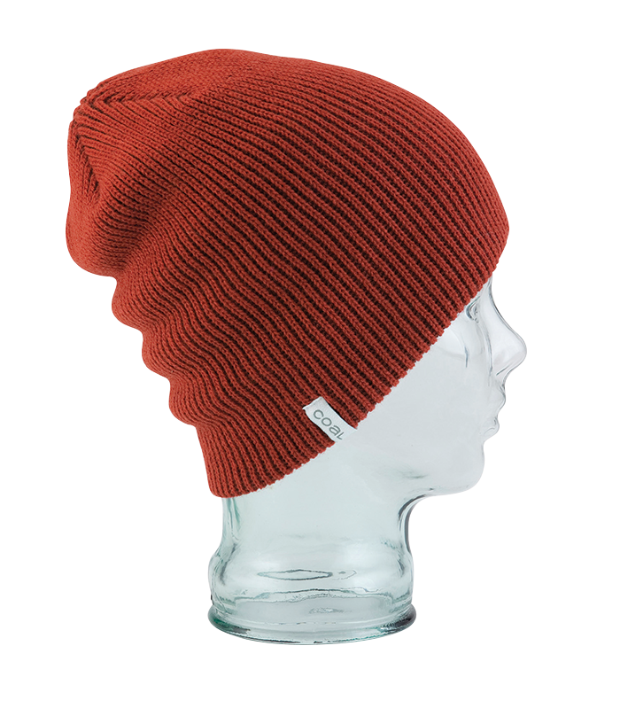 Coal Frena Solid Fine Knit Beanie Hat