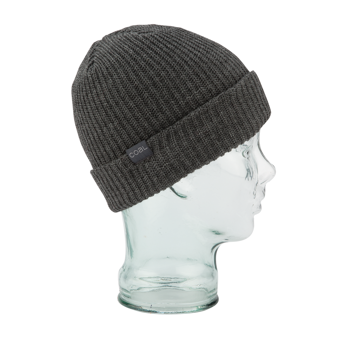 Coal Stanley Cuffed Knit Beanie Hat