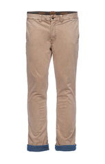JACHS NY Soft Cotton Slim Fit Chino Pants