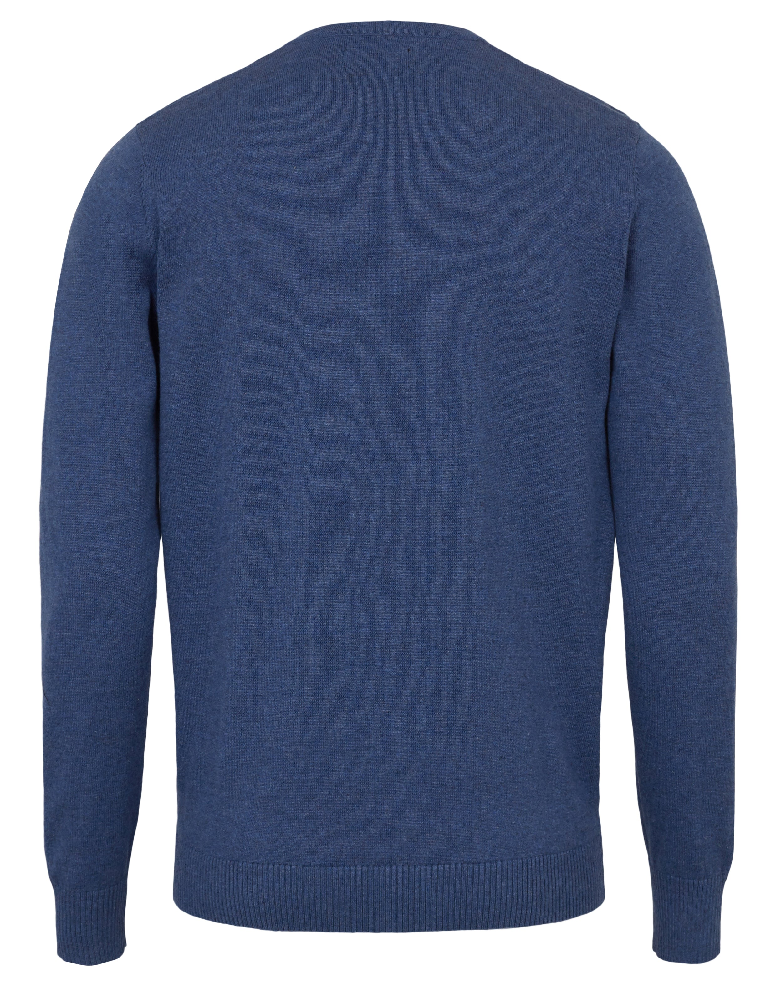 Bruun & Stengade Jupiter Light Cotton Crew Sweater