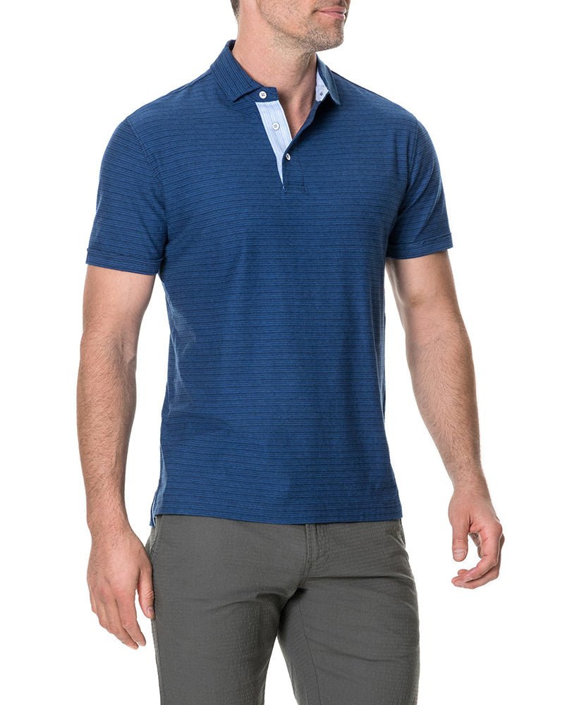 Rodd & Gunn Gainford Subtle Stripe Polo