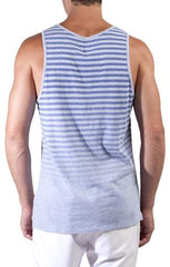 Civil Society Festival Step Up Soft Knit Striped Tank Top