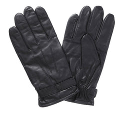 Barbour Burnished Smooth Leather Thinsulate Gloves
