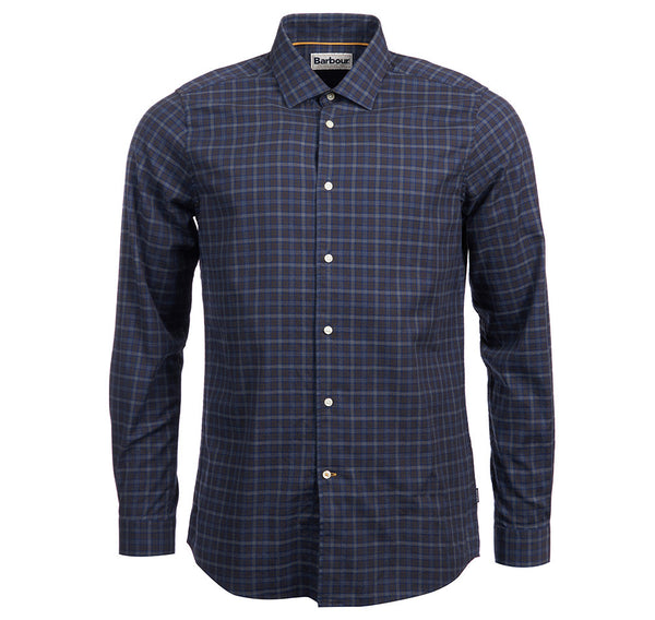 Barbour Highfield Premium Shirting  Rustic Micro Check Shirt