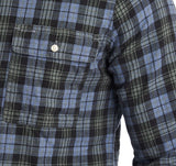 Barbour Brownsea Brushed Soft Cotton Plaid Shirt