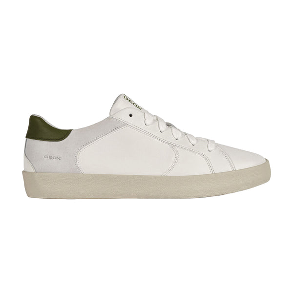 Geox Warley Flexible Lightweight Nappa Leather Sneakers