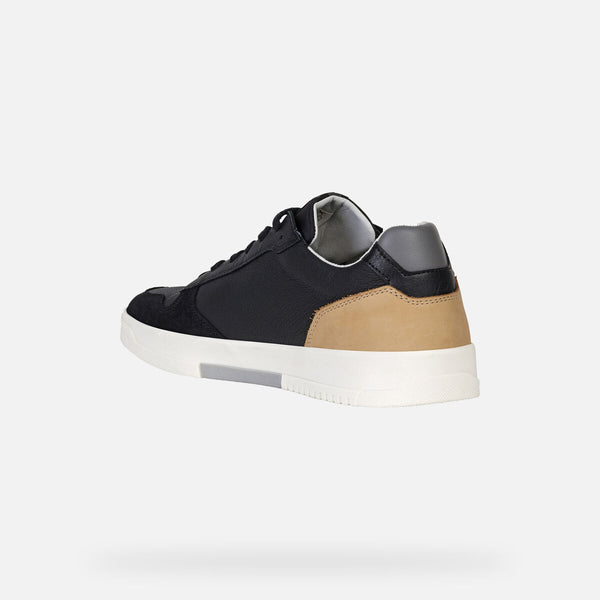Geox Segnale Contemporary Court Sneakers