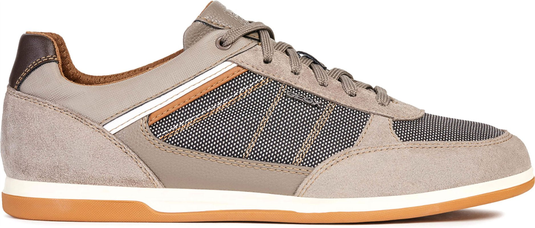 dc74dba00e8 Geox Renan Suede and Textile Sneakers – Seattle Thread Company