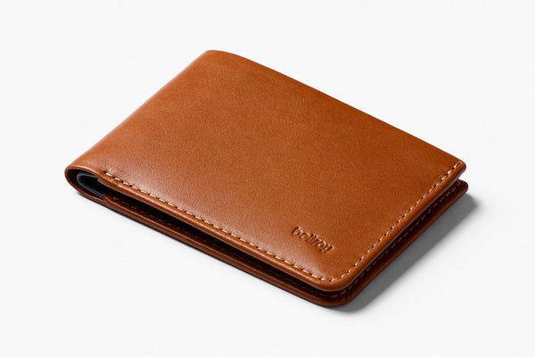 Bellroy The Low Slim Bifold Leather Wallet