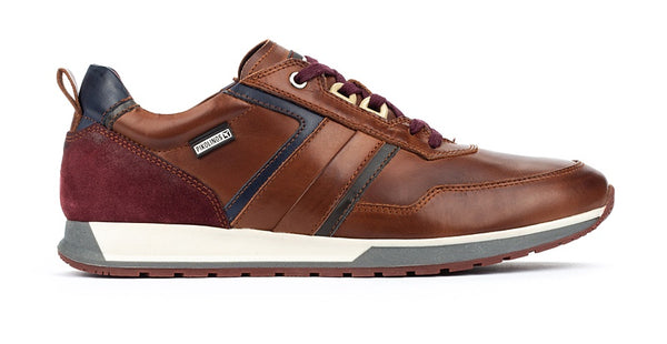 Pikolinos Cambil Leather Sneakers