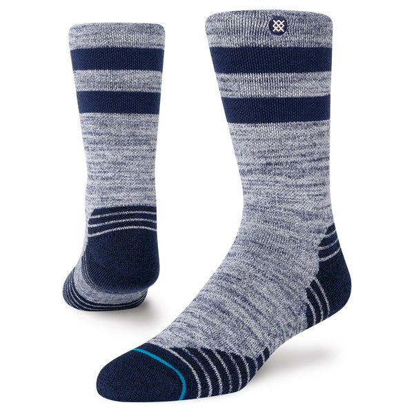 Stance Camper Mid Cushion Merino Wool Blend Hiking Socks