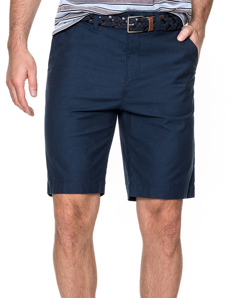 Rodd & Gunn Army Bay Regular Fit Micro Weave Cotton Shorts