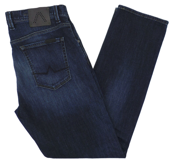 Alberto Stone 1287 Modern Fit Dynamic Superfit Stretch Denim Jeans