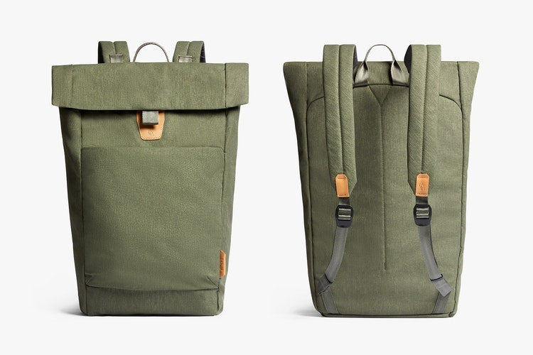 Bellroy Water Resistant Canvas Studio Backpack
