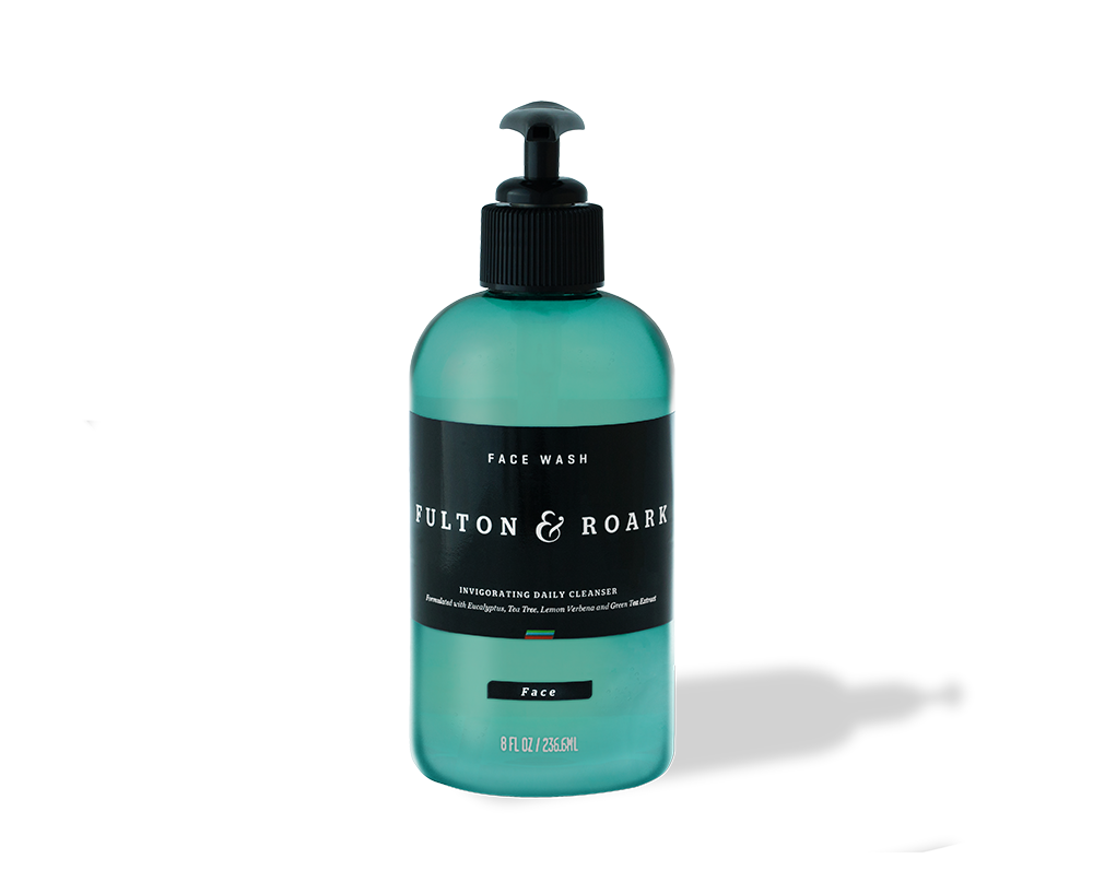 Fulton & Roark Eucalyptus and Tea Tree Face Wash