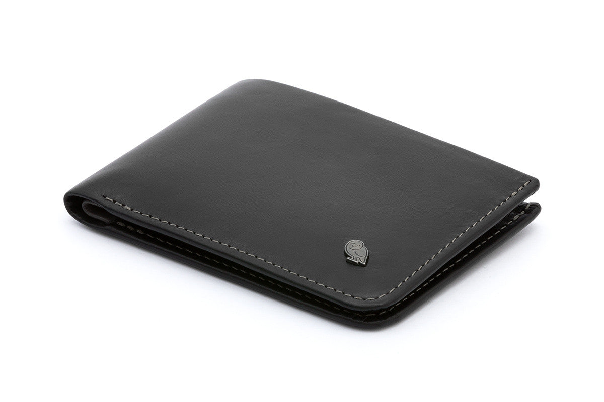 Bellroy Hide and Seek LO RFID Protection Leather Bifold Wallet