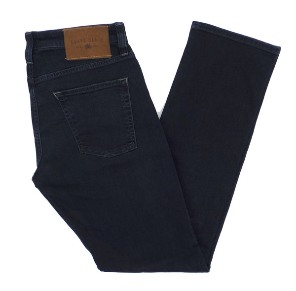 Agave Sterling Classic Straight Leg Soft Wash Jeans
