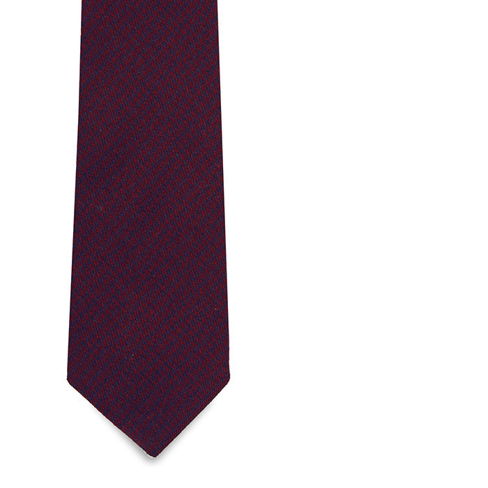 PSC Norman Micro Houndstooth Wool Tie