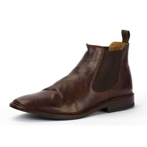 Frye Paul Leather Chelsea Boots