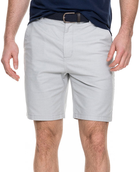 Rodd & Gunn Millwater Textured Stretch Cotton Shorts