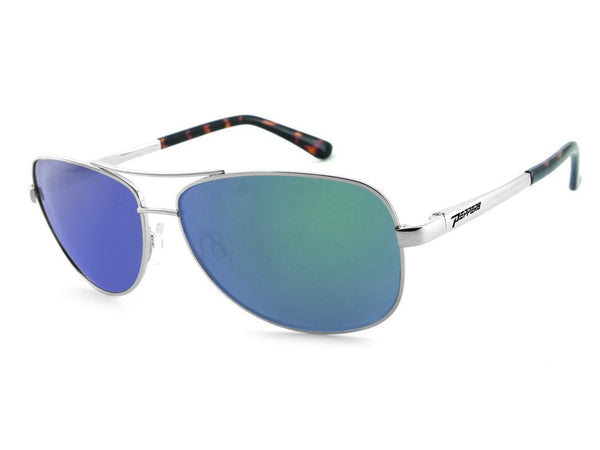Peppers Fly Boy Monel Metal Frame Polarized Sunglasses
