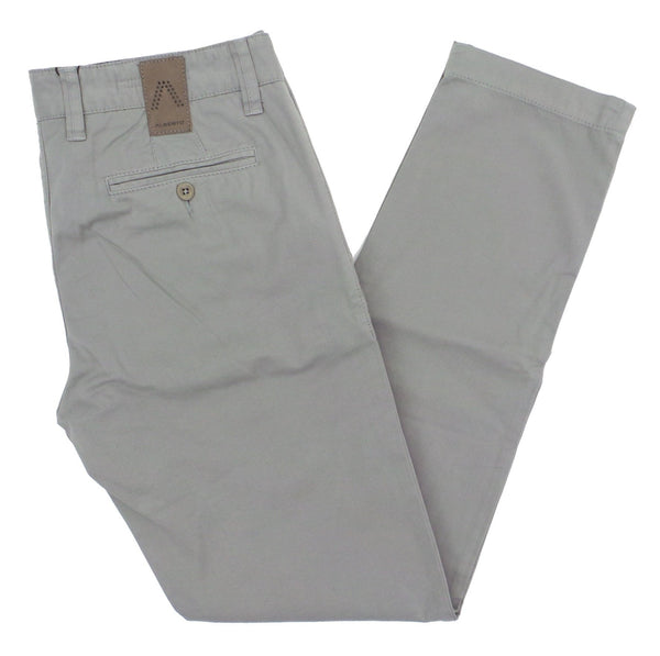 Alberto Lou 1702 Regular Slim Fit Garment Dyed Cotton Chinos