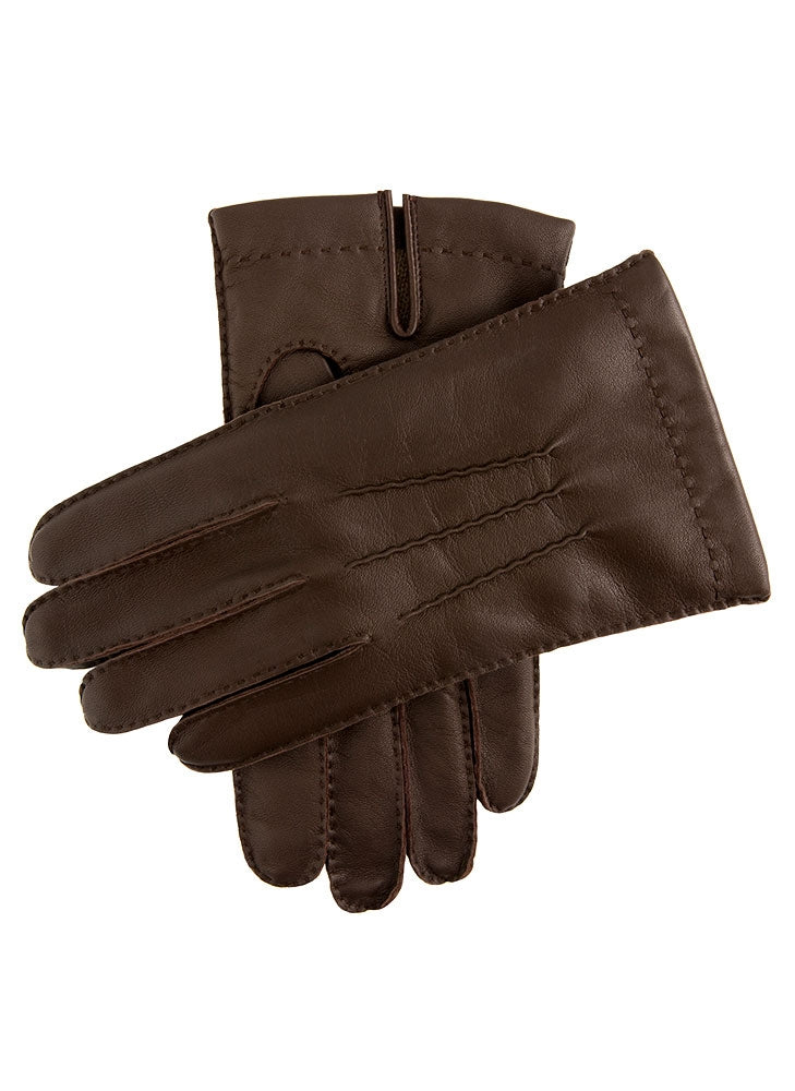 Dents Shaftesbury Cashmere Lined Touchscreen Soft Sheep Leather Gloves