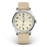 Charlie Paris GR Sport Beige Miyota Quartz Watch