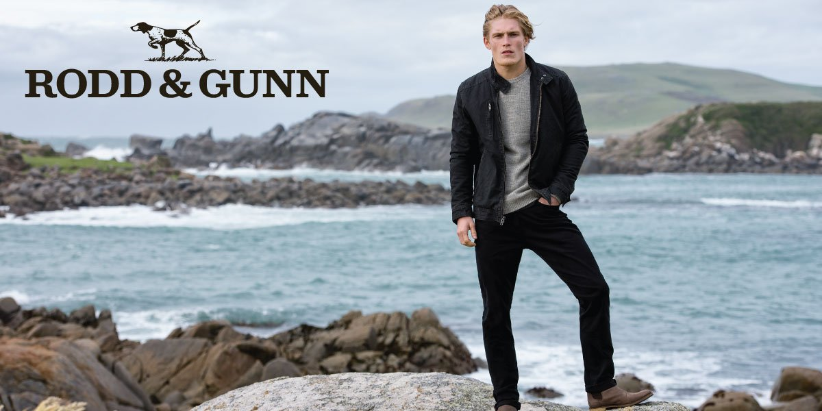 Rodd & Gunn New Zealand Clothing