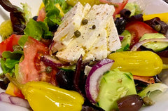 Island Olive Oil Greek Style Salad