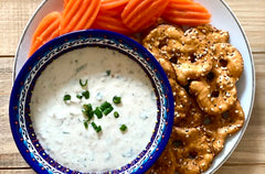 Creamy Sweet Onion Dip