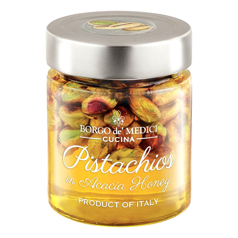 Borgo de Medici - Pistachios in Acacia Honey