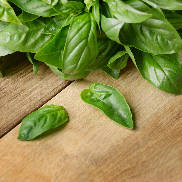 Basil Flavored Olive Oil