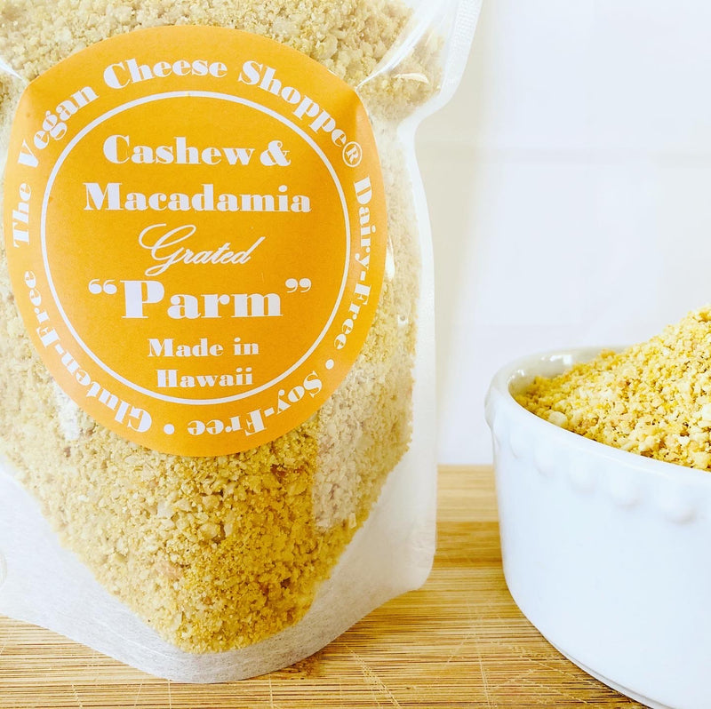 The Vegan Cheese Shoppe - Cashew & Macadamia Grated Parm