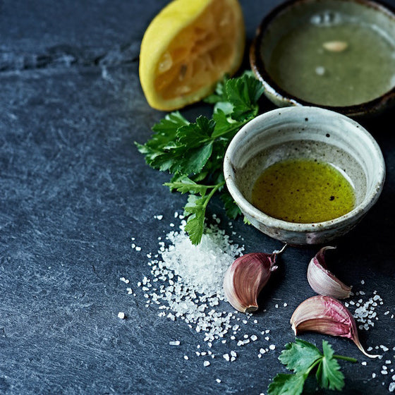Gremolata Flavored Olive Oil