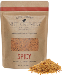 Appel Foods Spicy Nut Crumbs