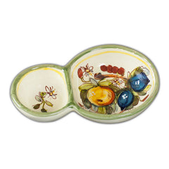 Toscana Bees Double Bowl