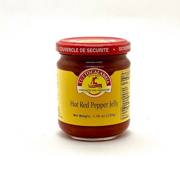 Tutto Calabria Hot Red Pepper Jelly - 7.76oz