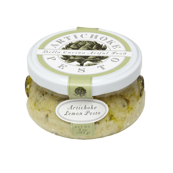 Bella Cucina Artichoke Lemon Pesto - 6oz Jar