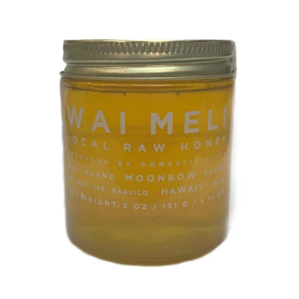 Wai Meli Moonbow Farms Honey - Christmas Berry Blossom (4oz.)