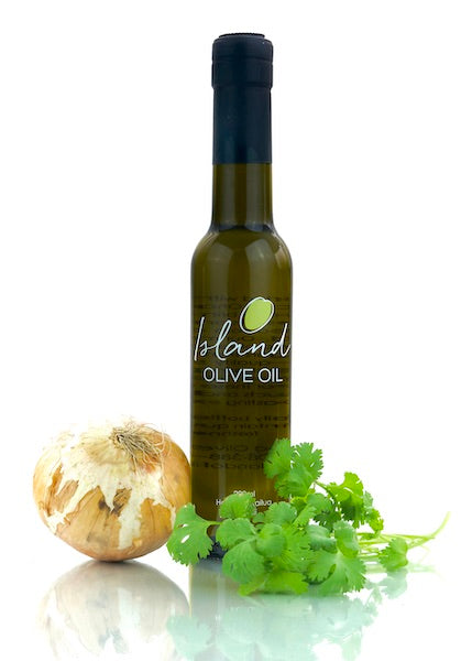Cilantro & Onion Flavored Olive Oil