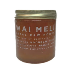 Wai Meli Moonbow Farms Honey - Eucalyptus Macadamia Blossom (4oz.)