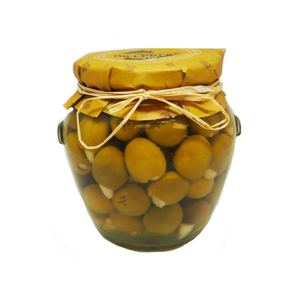 Garlic Stuffed Olives - 20oz Jar