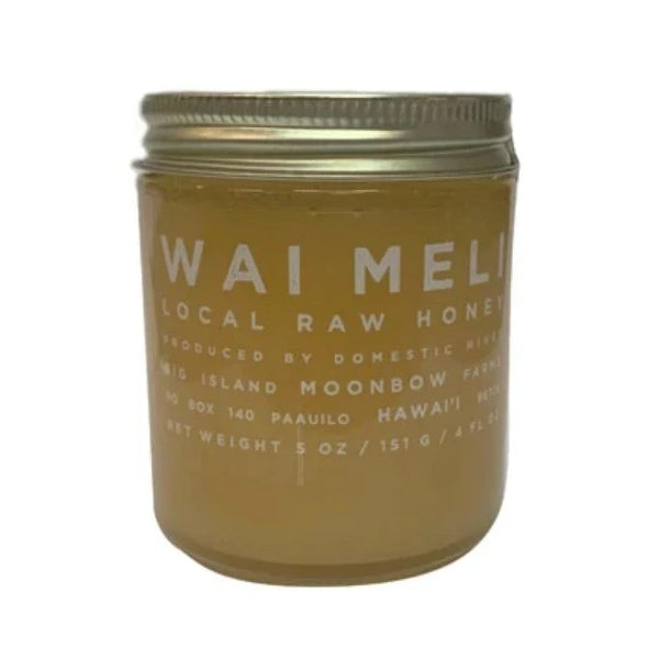 Wai Meli Local Raw Honey - Lehua Christmas Berry
