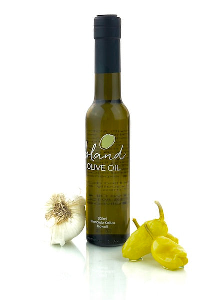 Peperoncino & Garlic Flavored Olive Oil