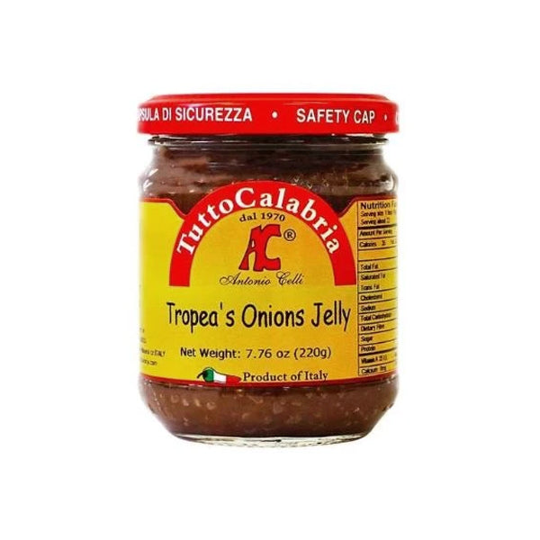Tutto Calabria Tropea Onion Jelly