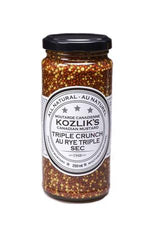 Kozlik's Triple Crunch Mustard - 8 oz.