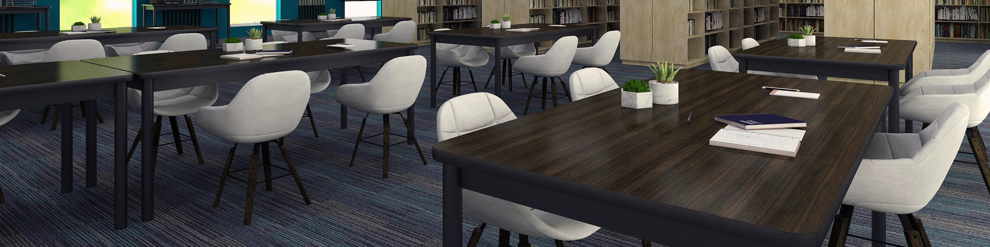 UTILITY, LAB & LIBRARY TABLES